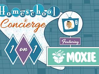 Homeschool 1-on-1: MoxieBox Art w/Jim Warner