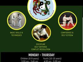 Martial Arts Program - Ridgecrest, CA