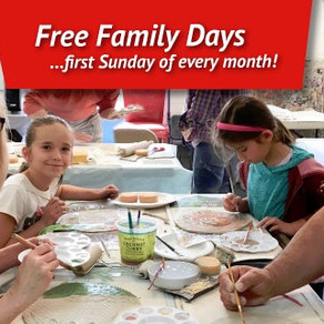 FREE Family Days at Marin MOCA - Novato, CA