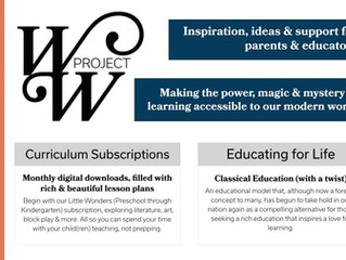 Inspiration, Ideas & Support - Online