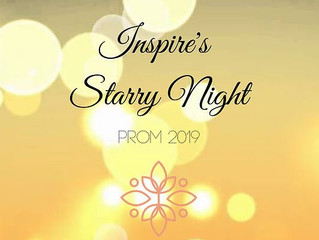 *CLOSED* Inspire's Starry Night Prom 2019 - Bakersfield, CA