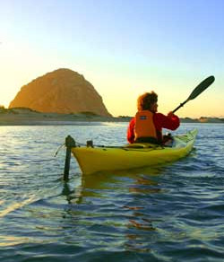 *CLOSED* Private for Inspire High School Only: Morro Bay Sunset Kayak Tour - Morro Bay, CA