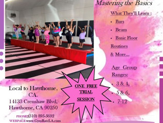 Gymnastics Program - Hawthorne, CA
