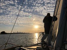 Cal Sailing Club Sailboat Rides -  Berkeley, CA