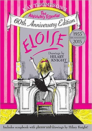 """Book cover for """"Eloise"""""""