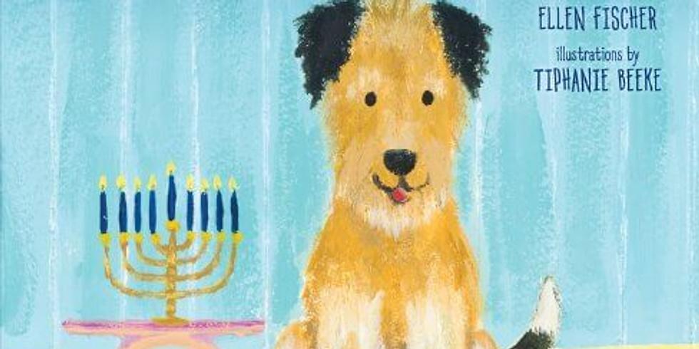 Create and Storytime- Latke the Lucky Dog