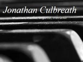 Piano & Organ Instruction by Jonathan Culbreath - Ventura County, CA