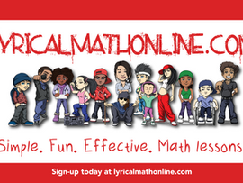 Lyrical Math Online - Virtual