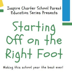 """*CLOSED* Parent Education Evening: """"Starting Off on the Right Foot""""- San Luis Obispo, CA"""