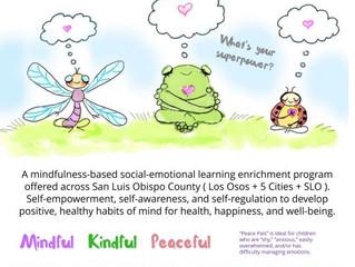 Mindfulness-Based Summer Program - Los Osos, CA