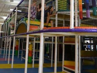 *CLOSED* High 5 Indoor Playground - Redlands, CA
