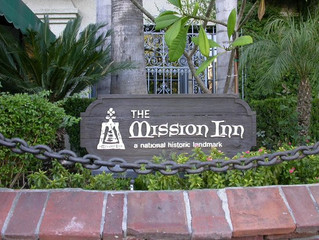 *CLOSED* Mission Inn Tour