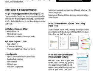 SpanishPod101.Com: Foreign Language Lessons - Virtual