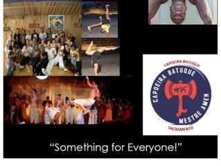 Capoeira - Sacramento, CA
