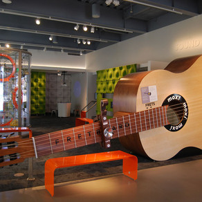 *CLOSED* MOXI, The Wolf Museum of Exploration + Innovation - Santa Barbara, CA