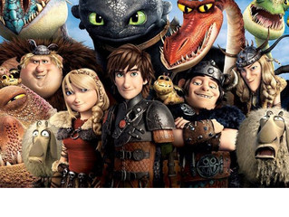 Learn How to Bring Stories to Life with the Author of How To Train Your Dragon