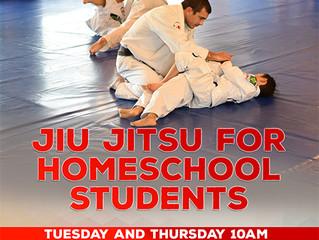 Jiu Jitsu for Homeschool Students - Lomita, CA