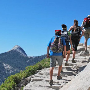 *CLOSED* Private for Inspire Charter Schools Yosemite Outdoor Adventure Trip - Yosemite, CA