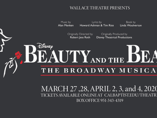 *Cancelled* Beauty and the Beast, a Broadway Musical