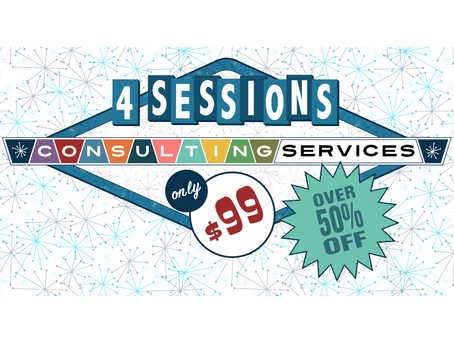 Back-to-School Consulting Special: Homeschool/Educational Choice 4-Session Package for $99!!
