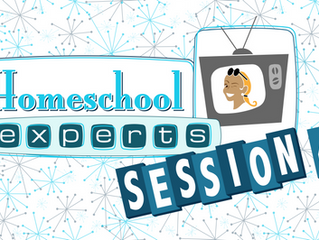 Homeschool Experts - Session 4 - Finding and Building Community