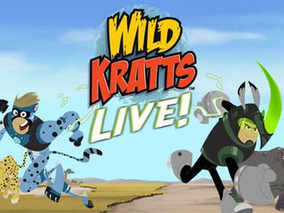 **CLOSED** Wild Kratts Live! - Hollywood, CA