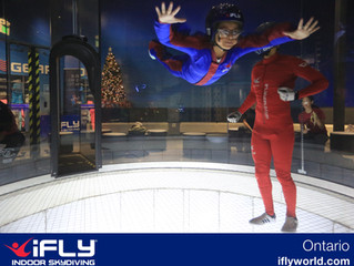 *CANCELED* iFly DOUBLE flight, HIGH FLIGHT and STEM class
