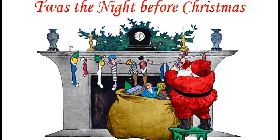 Create and Storytime- Twas the Night Before Christmas