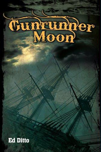 """Book cover for """"Gunrunner Moon"""""""
