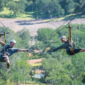 *CLOSED* Private for Inspire: Zip Lining at Margarita Adventures (HS Only) - Santa Margarita, CA