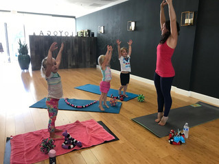 Kids Yoga - Poway, CA