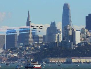 SF Fleet Week & Blue Angels - San Francisco, CA