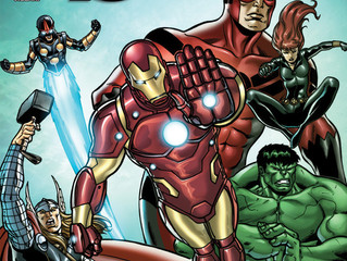 Learn Practical Money Skills with Avengers Comic