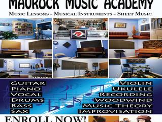 Maurock Music Academy - Gardena, CA