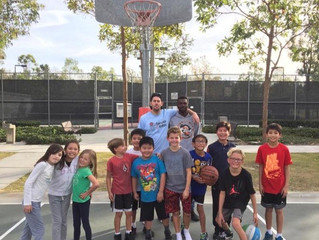 Basketball Lessons - Various Locations, CA
