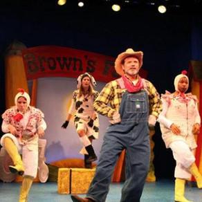 *CLOSED* Clack, Clack, Moo Lancaster's Performing Arts Center - Lancaster, CA