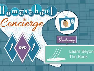 Homeschool 1-on-1: Learn Beyond the Book w/Elmarie Hyman