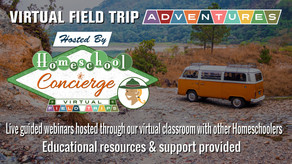 Join us on Affordable & Fun Virtual Field Trip Adventures!! Only $1.99- $2.99 per device!!!
