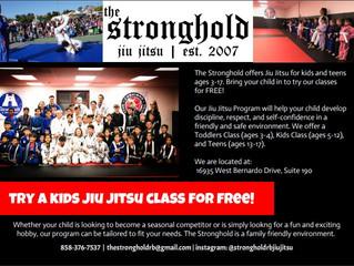 Jiu Jitsu - San Diego, CA