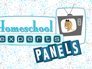 Homeschool Experts Panels
