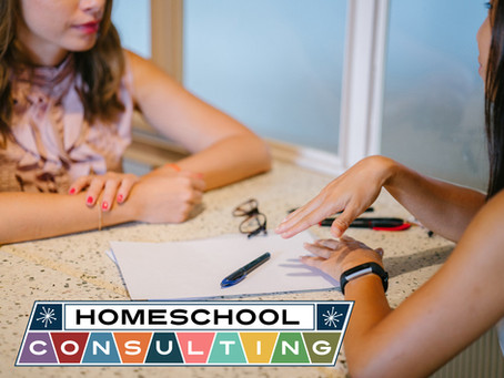 Homeschool Consulting