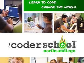 The Coder School, North San Diego - San Diego, CA & Online