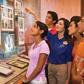 *CLOSED* Disney Youth Education Series: Designing a Disney Story - Anaheim, CA