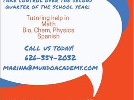 Mundo Academy Academic Coaching and Test Prep - Pasadena Area, CA