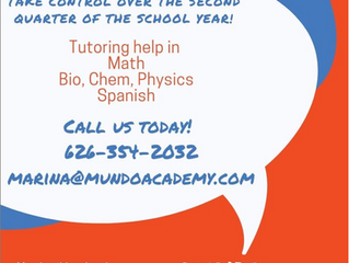 Mundo Academy Academic Coaching and Test Prep - Pasadena Area, CA