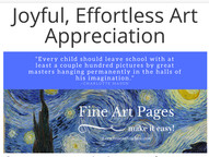 Enrichment Studies Web-Based Fine Art - Virtual