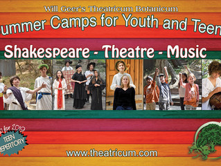 Shakespeare, Theatre Summer Camps - Topanga, CA