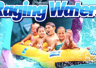 *CLOSED* Private for Valiant Prep - End of Summer Raging Waters - San Dimas, CA