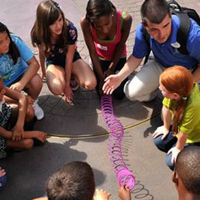 *CLOSED* Disney Youth Education Series: Energy and Waves Physics Lab 101 - Anaheim, CA