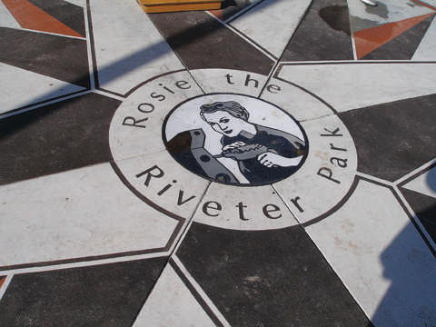 Rosie the Riveter Park Logo